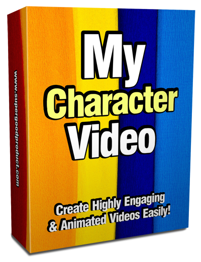 eCover-MyCharacterVideo