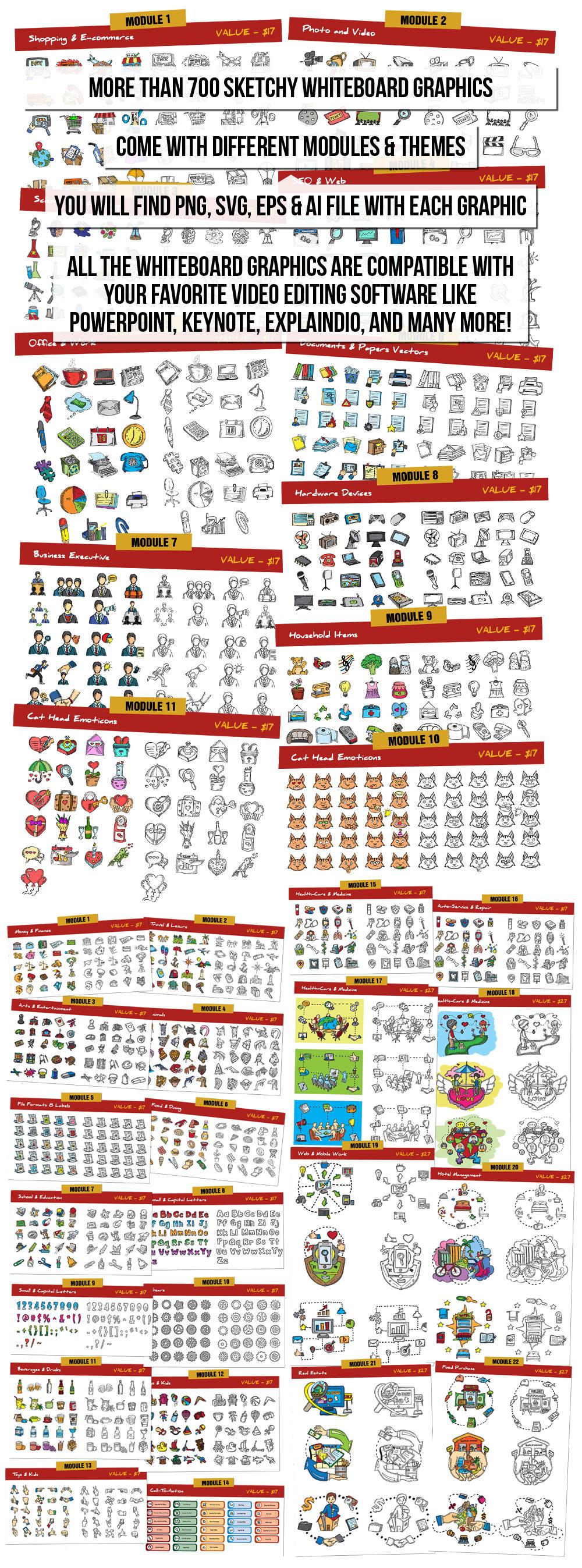 SketchyVectorGraphics